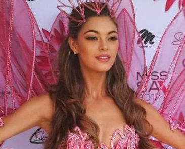 Cape Flora Demi Leigh Nel Peters Miss Universe Sa