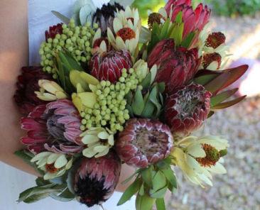 Cape Flora Proteas Bouquet