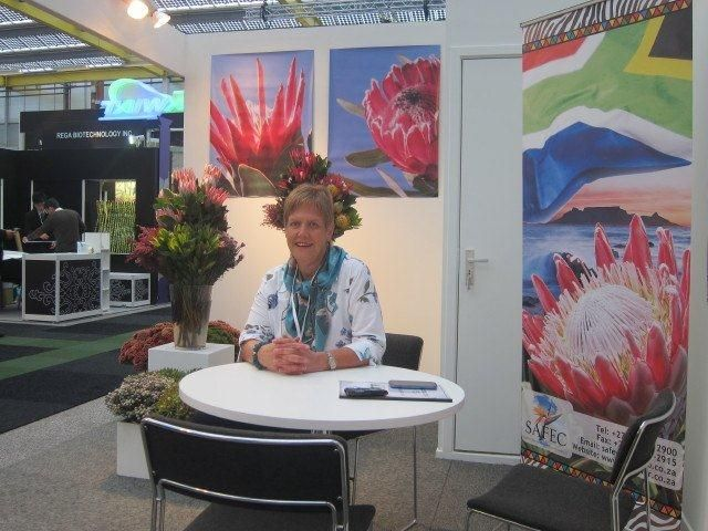 IFTF International Floriculture Trade Fair 2012 09